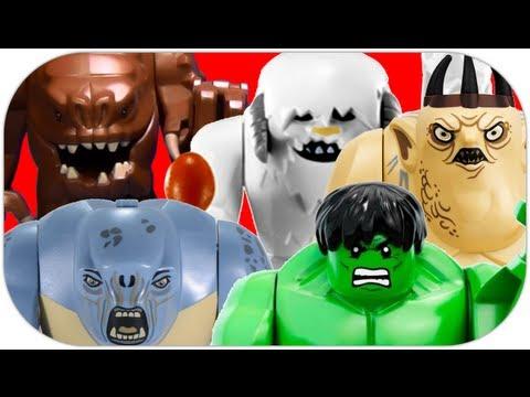 lego hulk vs lego cave troll - photo #2