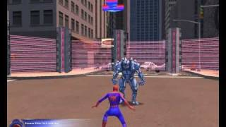 Spider Man 2 Walkthrough Mission 1 Rhino's Rampage