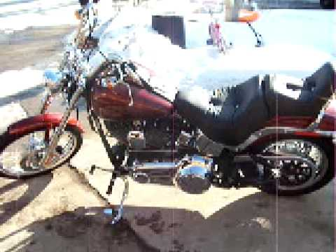 2009 Harley Davidson FXSTC Softail Custom Video