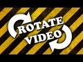Adobe Premiere: How to Rotate Video (TUTORIAL)
