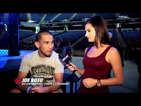 UFC 177 Weighin Highlight