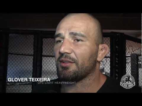 Black House MMA: Glover Teixeira on fighting Rampage and helping Lyoto Machida Image 1
