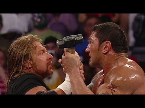 Wwe Raw Batista Vs Ric Flair Hd video