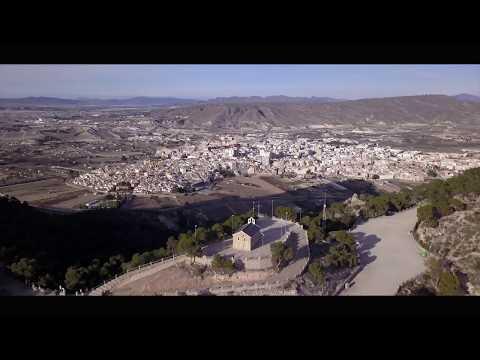 Parajes de Cieza (vista de pájaro) Murcia