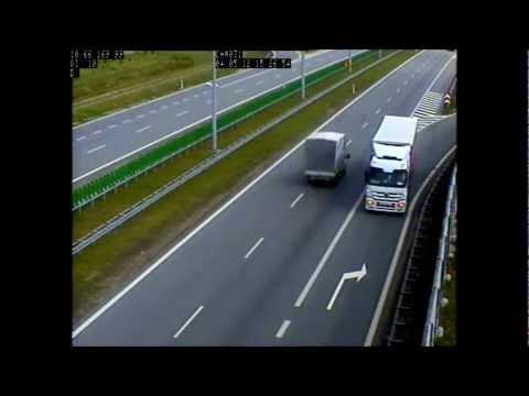 Najgłupsi kierowcy na A2