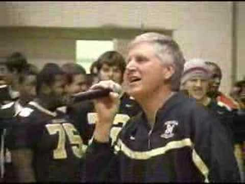 Monticello High School Football Pep Rally