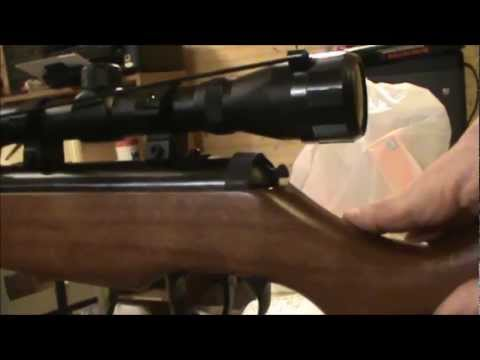 Review. Shooting and Chrony Test. Ruger Air Hawk .177 Cal Pellet Rifle