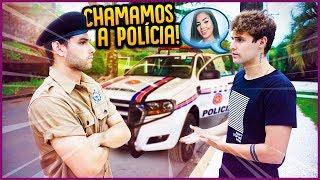 CHAMAMOS A POLÍCIA NA CASA!! - FÉRIAS ESCOLARES #12 [ REZENDE EVIL ]