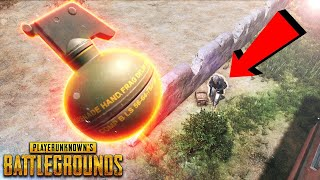 0.000031% Grenade | Best PUBG Moments and Funny Highlights - Ep.262