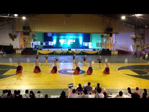 Ndea Meet 2014 Nddu Folkdance - Regatones video