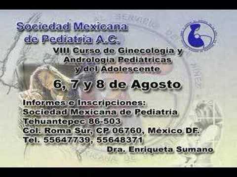 VIII Curso de Ginecología y Andrología Pediátrica thumbnail