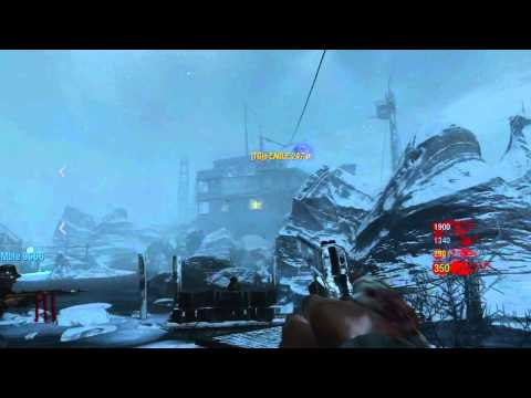 Call of the Dead Zombie Glitch