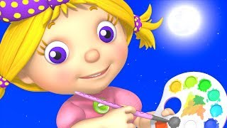 Holly's Great Art   Everythings Rosie   HD Full Episodes   Videos For Kids 🌈