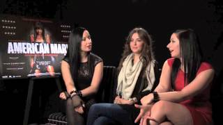 Interview: Katharine Isabelle, Jen and Sylvia Soska | American Mary (The Fan Carpet)
