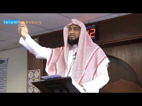 Spend in the Cause of Allah - Qari' 'Umar Muhammad Al-Qasim