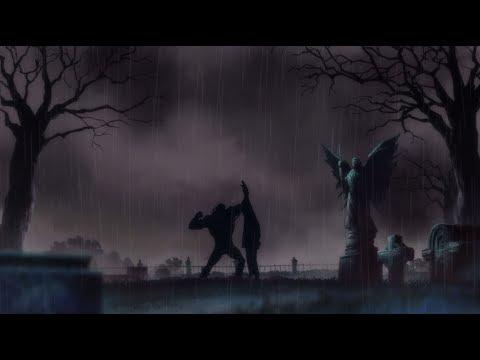 Бэйн хоронит Бэтмена заживо