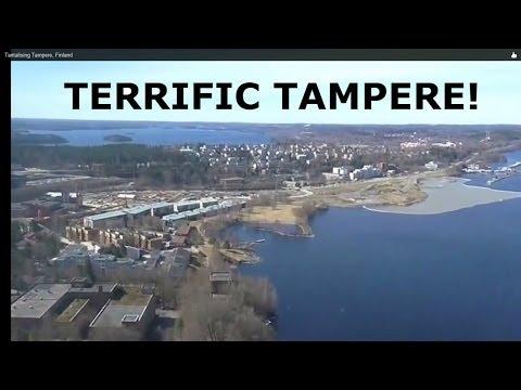 Terrific Tampere, Finland