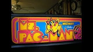 Ms Pac Man & Chill