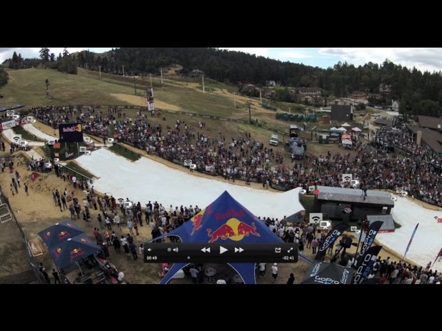 Bear Mountain's 2012 Hot Dawgz and Hand Rails -GoPro Edit