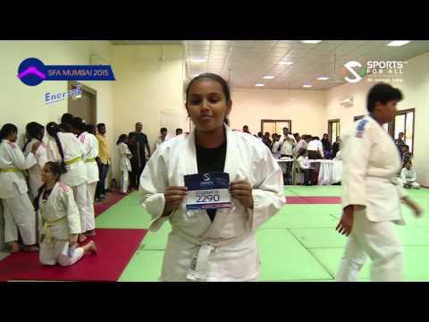 SFA Mumbai 2015 |Judo |Patil Apoorva Mahesh Vs Khan Firdous Aslam |Girls | | U-14 | |+61Kg |QF |