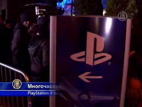 10 часов в очереди ради новой Sony PlayStation (новости)