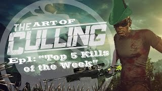 [The Culling] Top 5 Kills of the Week Ep. 1