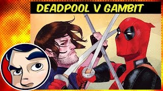 "Deadpool V Gambit ""The V Is For Versus""  - Complete Story"