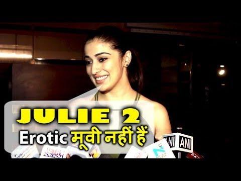 Raai Laxmi Says Julie 2 Is Not A Erotic Movie thumbnail