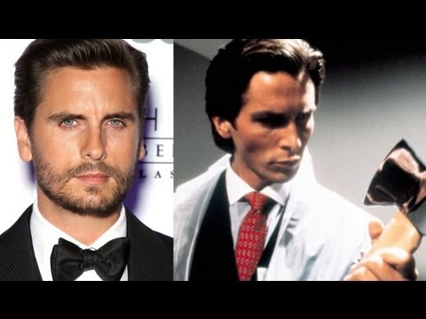 Kanye West Yeezus American Psycho Video - Scott Disick as Patrick Bateman!