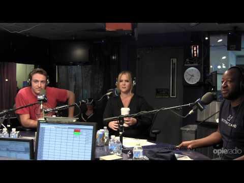 Amy Schumer talks about John Cena's body and stunt penis- @OpieRadio