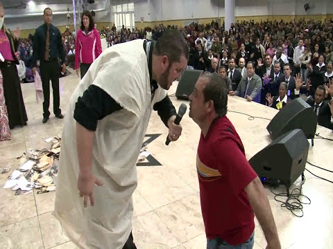 Ex pastor da mundial tenta matar apóstolo Agenor Duque