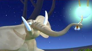Cartoon Gazoon | Мультфильм Газун - Fireflies of the Night | Светлячки - Cartoons For Children