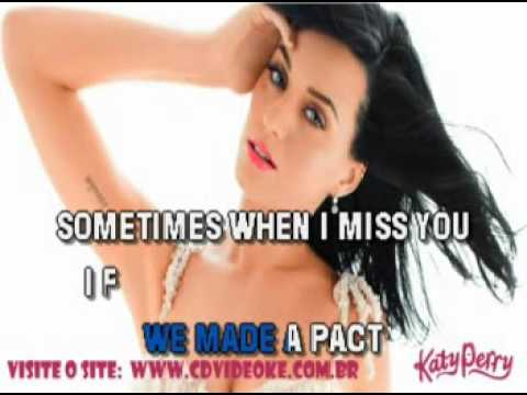 Katy Perry   One That Got Away, The