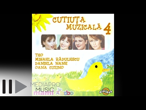 Sonerie telefon » Cutiuta Muzicala 4 – Daniela Nane – Boul si broasca