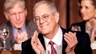 Kochs Brothers   Could Save Legacy If They Actually Cared About People