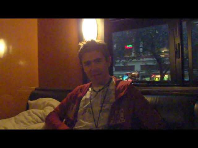 Neil Byrne - Fall Tour Update - September 2011