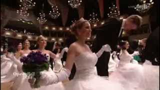Polka debutants Opera Ball 2014 in Vienna