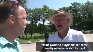 NHL trivia for NHLers past and present