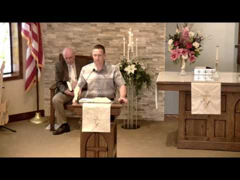 St. John Schwer - Worship Service - May 22nd, 2016