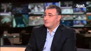 مقابلة على قناة العربية مع جواد كاظم حول أوضاع الصحفيين خلال 2014