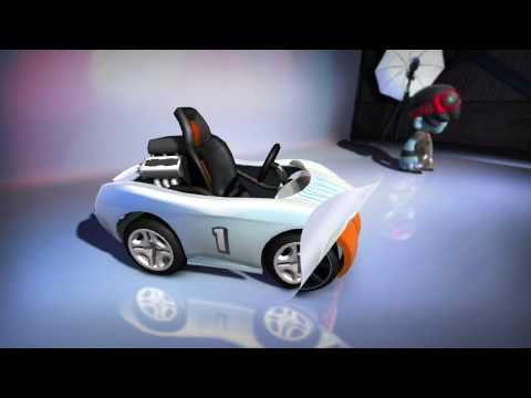 ModNation Racers Official Trailer