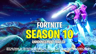 Fortnite - Robot Event Trailer - Season 10