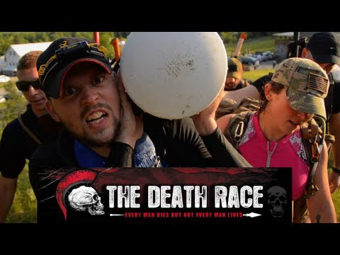 16x9 - Death Race: Inside The Spartan Death Race Challenge video