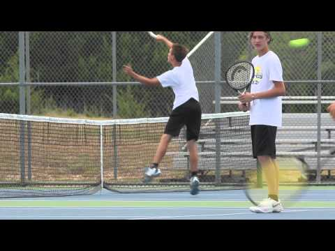 Copperas Cove vs Lampasas High School Tennis