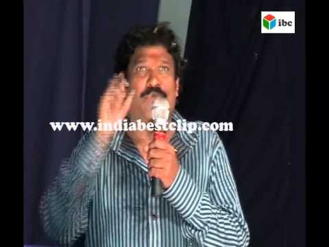 Telugu Comedy Actor Sarika Ramachandra Rao video
