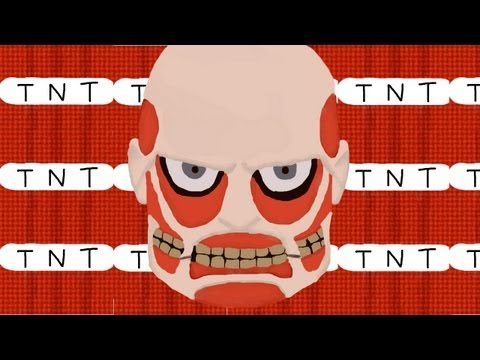 【HBFs】「偷拍系列」『進擊之TNT』 x 『人體奧妙展』