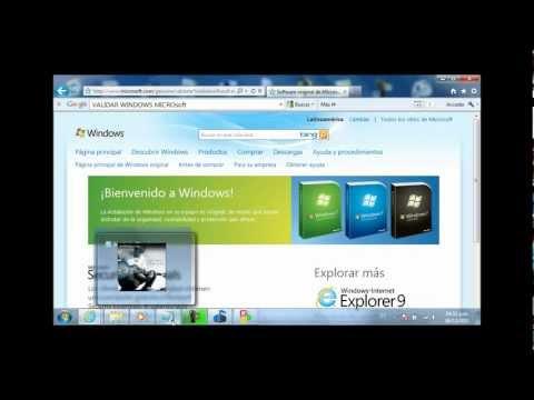 Como activar windows 7 y que quede completamente original junto con el office 2010
