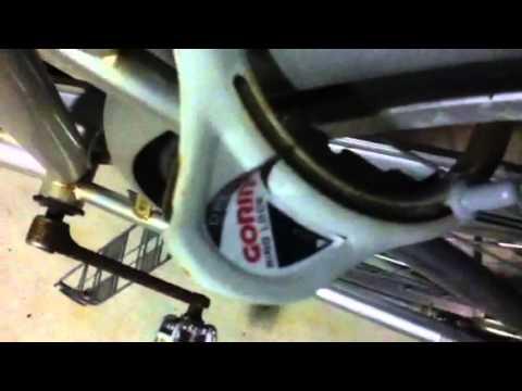 自転車の鍵解除 - YouTube