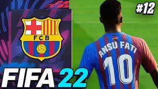 NEW SEASON, NEW TRANSFERS!! TER STEGEN SOLD!!😱 - FIFA 22 Barcelona Career Mode E