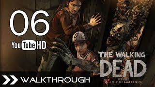 The Walking Dead Season 2 Episode 2 Walkthrough Gameplay Part 6 HD 1080p PC Full Game No Commentary
